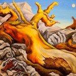 Symbolic Landscape (1940) - Diego Rivera