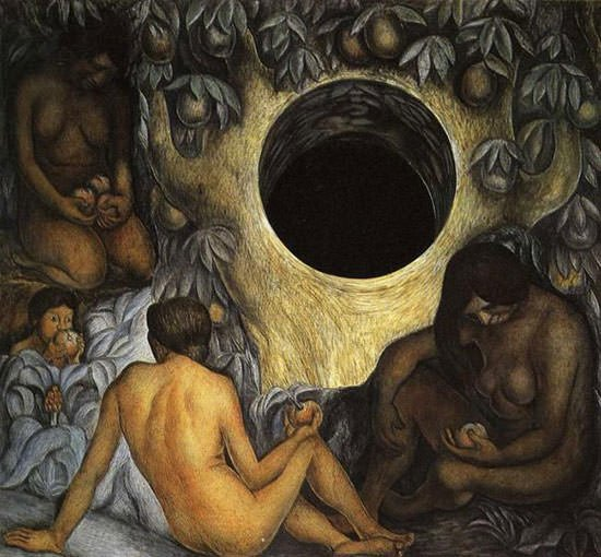 The Abundant Earth (1926) - Diego Rivera