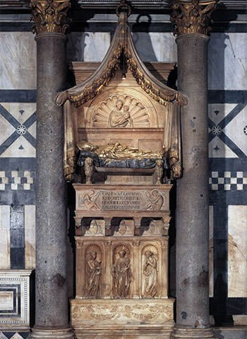 Tomb of Antipope John XXIII
