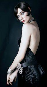 Elizabeth Debicki as Jordan Baker in the The Great Gatsby