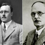 Ernest Marsden and Hans Geiger