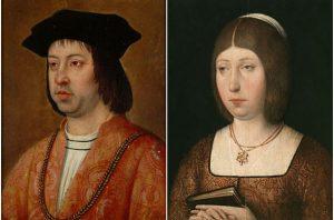 Ferdinand II of Aragon and Isabella I of Castile