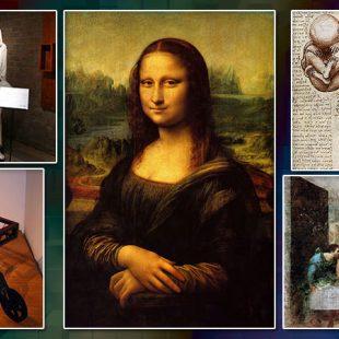 10 Major Accomplishments of Leonardo Da Vinci