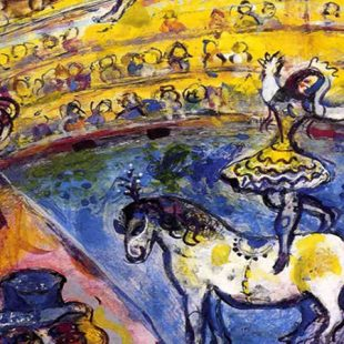 10 Most Famous Paintings by Marc Chagall