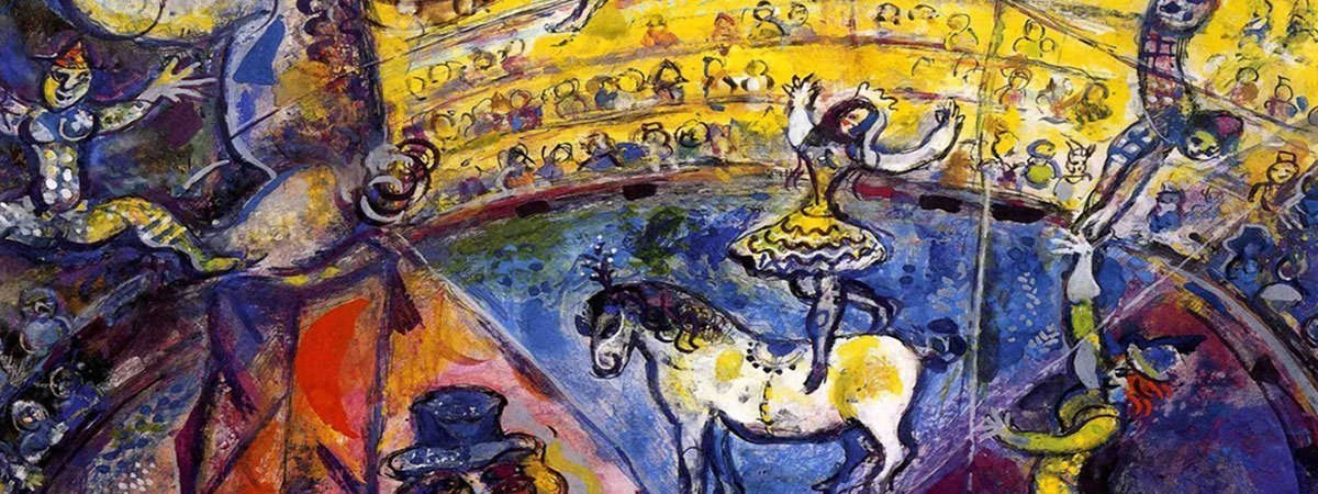 Marc Chagall Famous Paintings Featured