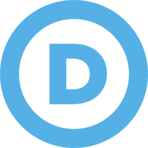 United States Democratic Party official logo
