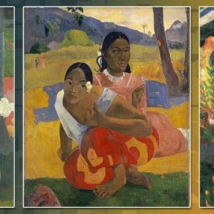 10 Most Famous Paintings by Paul Gauguin