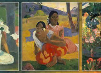 Paul Gauguin Famous Paintings Featured