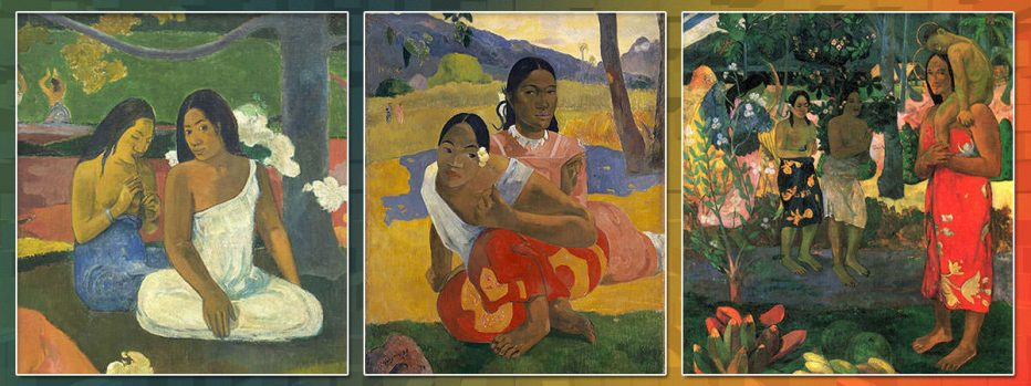 10 Most Famous Paintings By Paul Gauguin Learnodo Newtonic