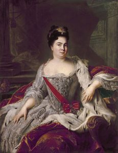 Empress Catherine I of Russia