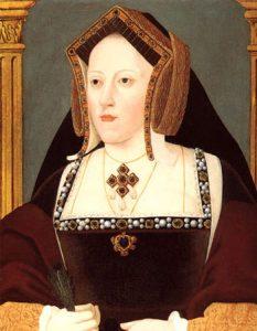 Portrait of Catherine of Aragon