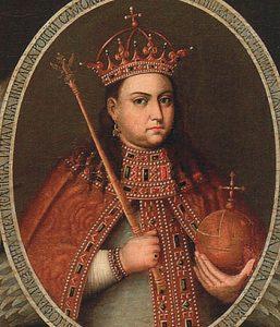 Sofia Alekseyevna - Regent of Russia