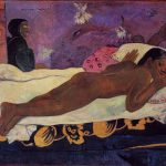 Spirit of the Dead Watching (1892) - Paul Gauguin