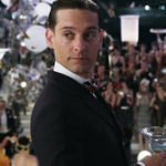 Tobey Maguire as Nick Carraway in The Great Gatsby