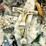 White Crucifixion (1938) - Marc Chagall