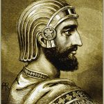Cyrus the Great portrait