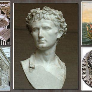 10 Major Accomplishments of Augustus Caesar