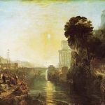 Dido building Carthage (1815) - J.M.W. Turner