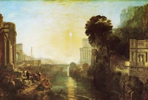 Dido building Carthage (1815) - J.M.W. Turner