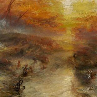 10 Most Famous Paintings by J.M.W. Turner