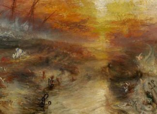 JMW Turner Famous Paintings Featured