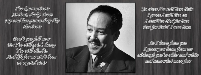 Langston Hughes Famous Poems Featured