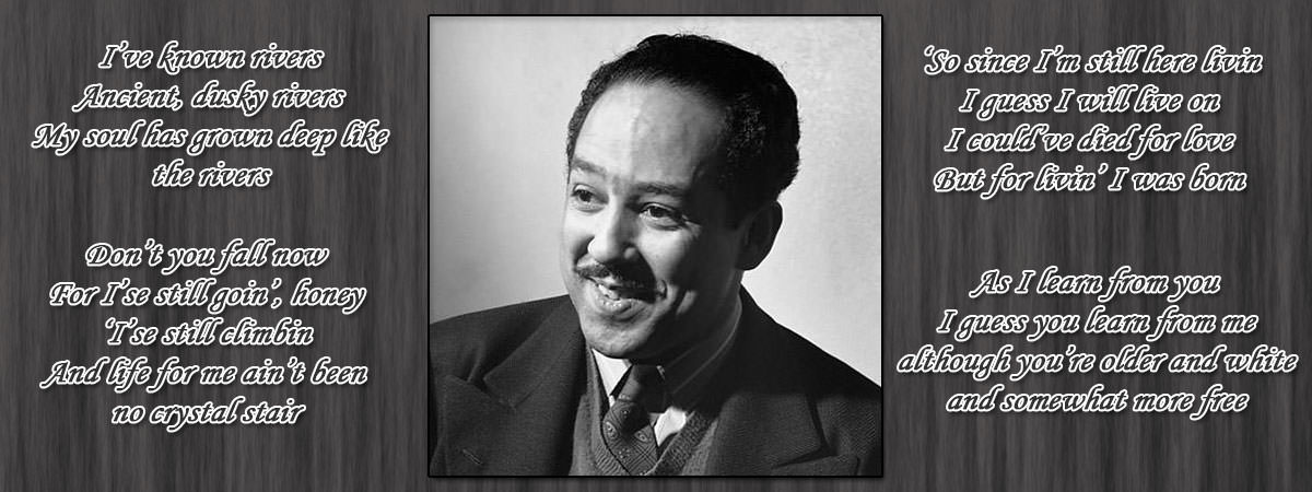 10 Most Famous Poems by Langston Hughes | Learnodo Newtonic