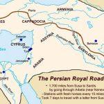 Persian Royal Road Map