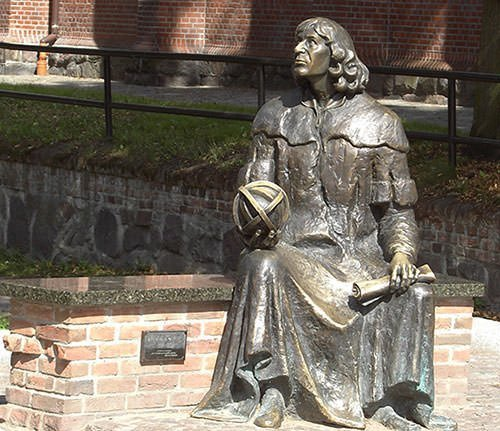 the achievement of nicolaus copernicus Study the accompanying lesson in order to learn more about nicholas copernicus  quiz & worksheet - nicholaus copernicus quiz  and the athenian achievement:.