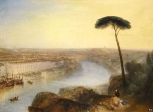 Rome, From Mount Aventine (1835) - J.M.W. Turner