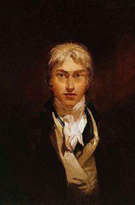 Self-Portrait (1799) - J.M.W. Turner