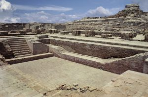 The Great Bath at Mohenjo-Daro