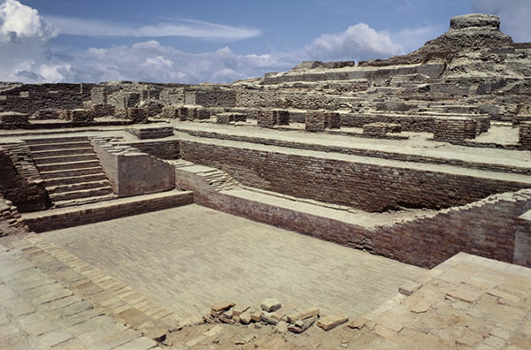 The Great Bath at Mohenjo-Daro