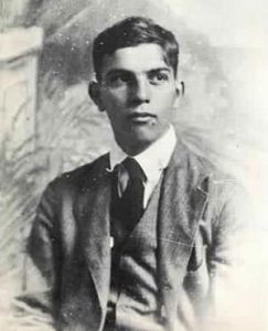 William Slater Brown in 1917