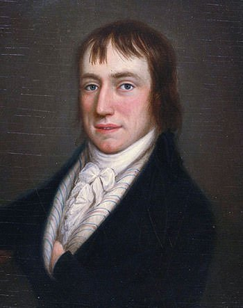 1798 Portrait of William Wordsworth