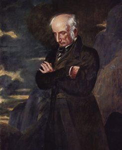 William Wordsworth 1842 Portrait