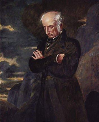 William Wordsworth 1842 Portrait