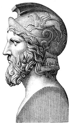 Miltiades depiction