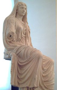 Livia Drusilla - Wife of Augustus