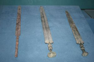 Weapons from the Warring States Period