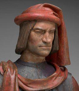 Bust of Lorenzo de Medici