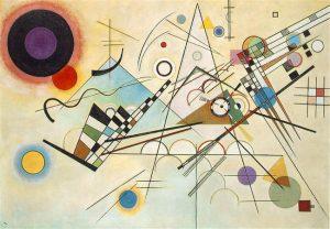 Composition VIII (1923) - Kandinsky Wassily