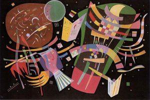 Composition X (1939) - Kandinsky Wassily