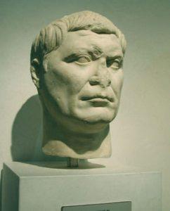 Gaius Octavius statue