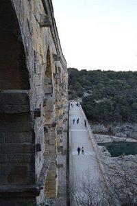 Henri Pitot's road bridge