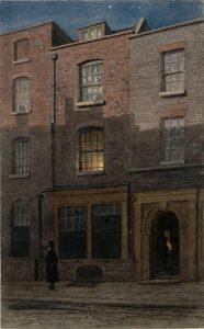 Birthplace of J.M.W. Turner