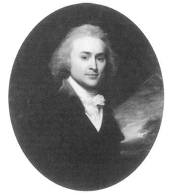 John Quincy Adams in 1796