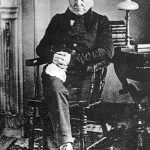 John Quincy Adams in 1843