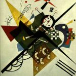 On White II (1923) - Kandinsky Wassily