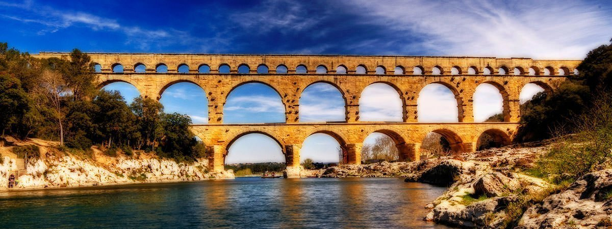 Pont du Gard Facts Featured